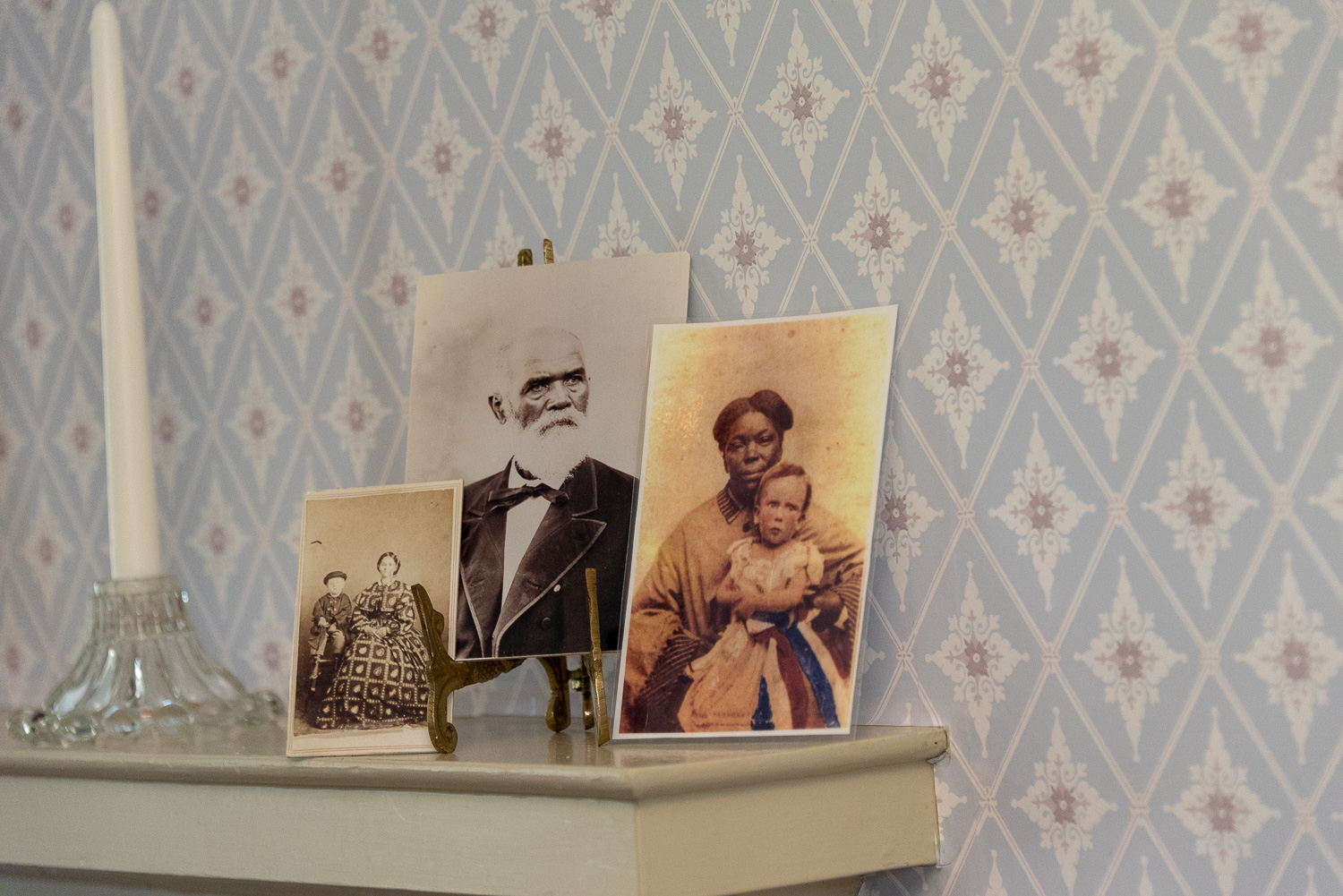 Pictures of Johnson's Slaves