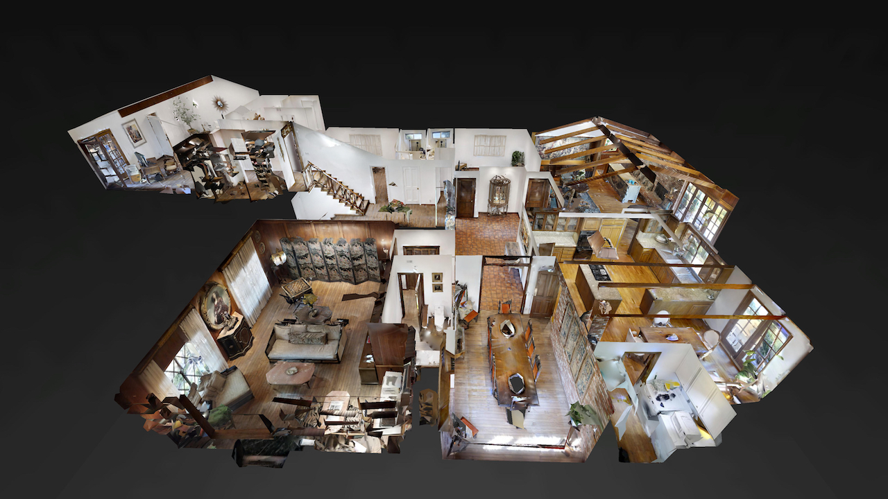 Matterport 3D - Next generation immersive media. Matterport Spaces aren't your traditional virtual tours. They're a completely new form of immersive 3D media that invites you to explore a home as if you were really there. Step inside a Matterport Space and see for yourself.