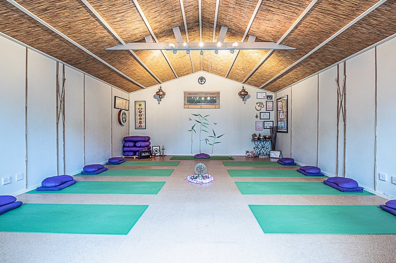 The Yoga Den Wallington Inside.JPG
