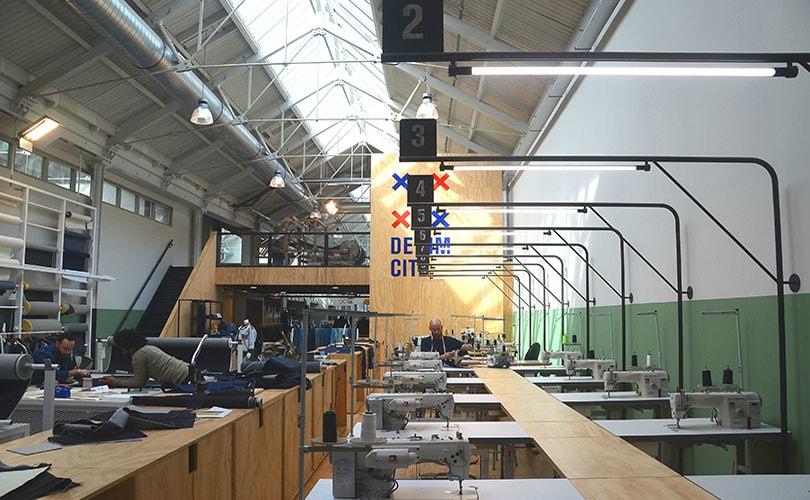 Denim City HQ - amsterdam