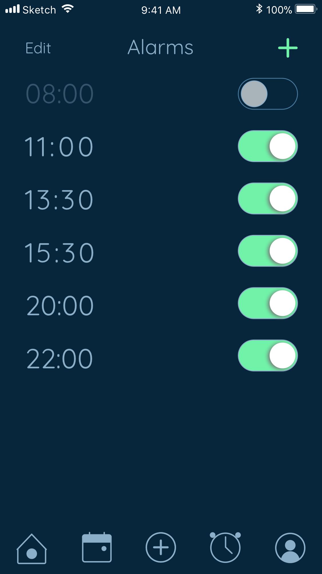 + Alarms Screen.png