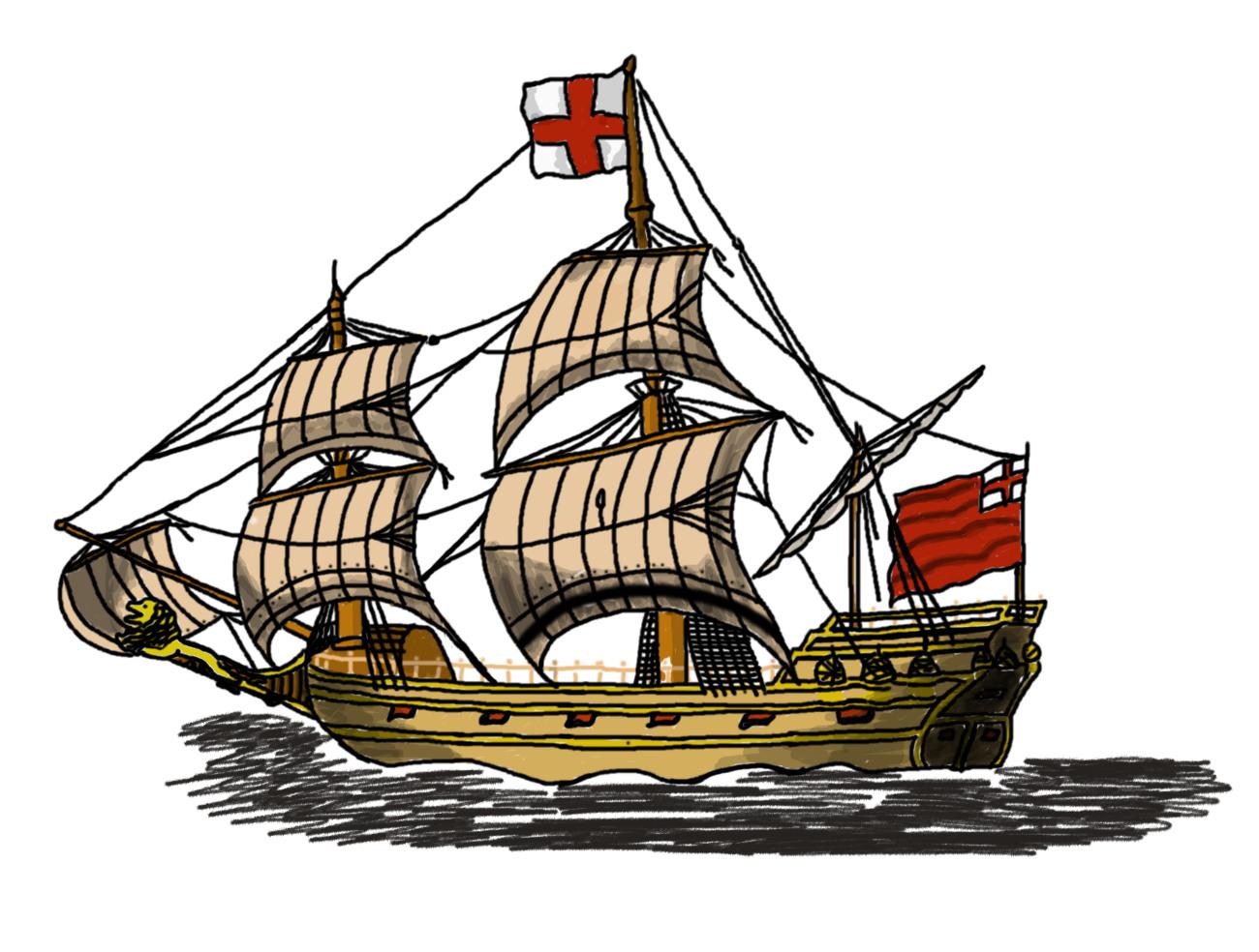 Mundy's Ship
