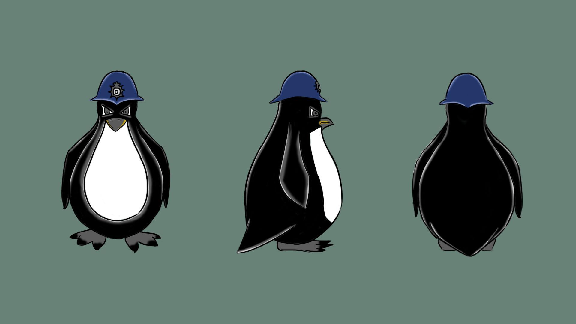 Penguin Turnaround