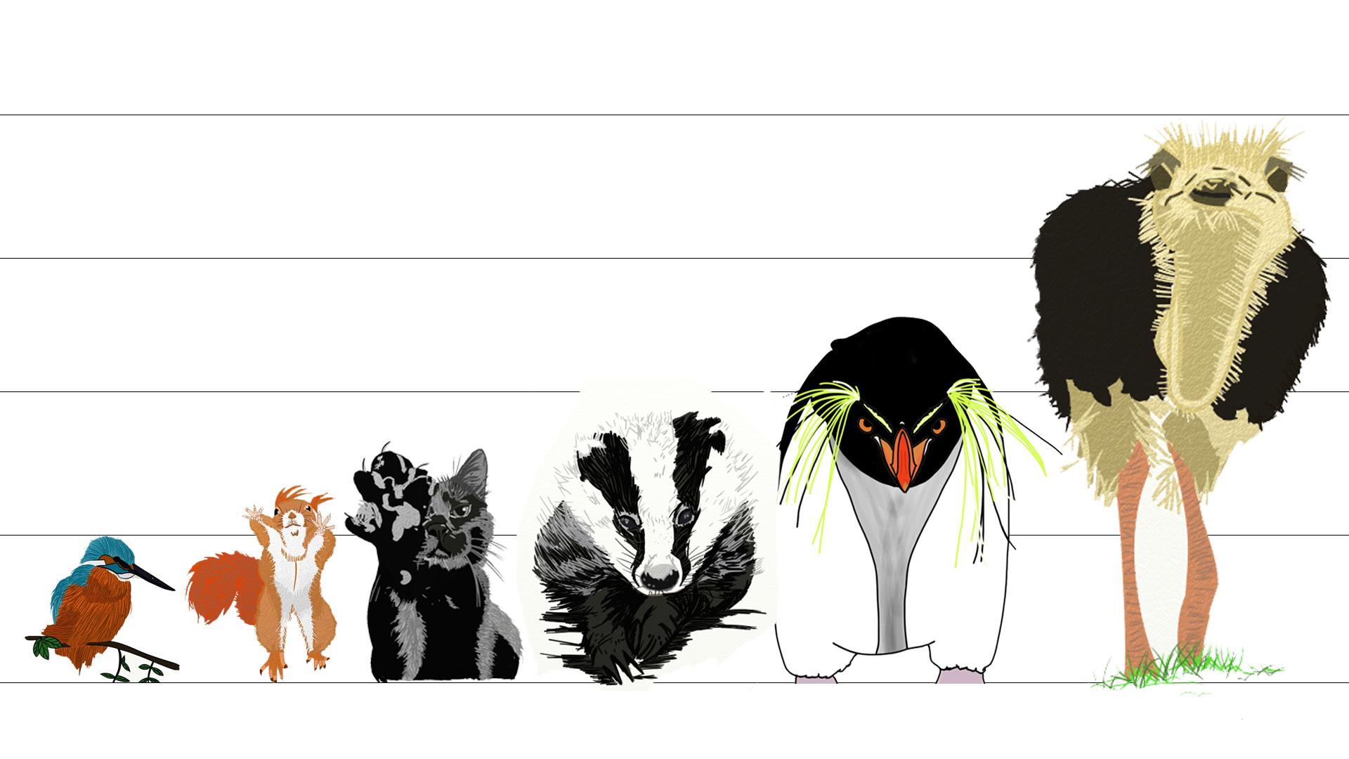 Villains Lineup