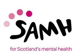 Charity partner - SAMH, the Scottish Association for Mental Health is our partner. As EML develops, I'll be sharing SAMH content and signposting to their resources. In future, I also hope to raise funds for SAMH through donating a percentage of ticket purchases to EML events and other activity.