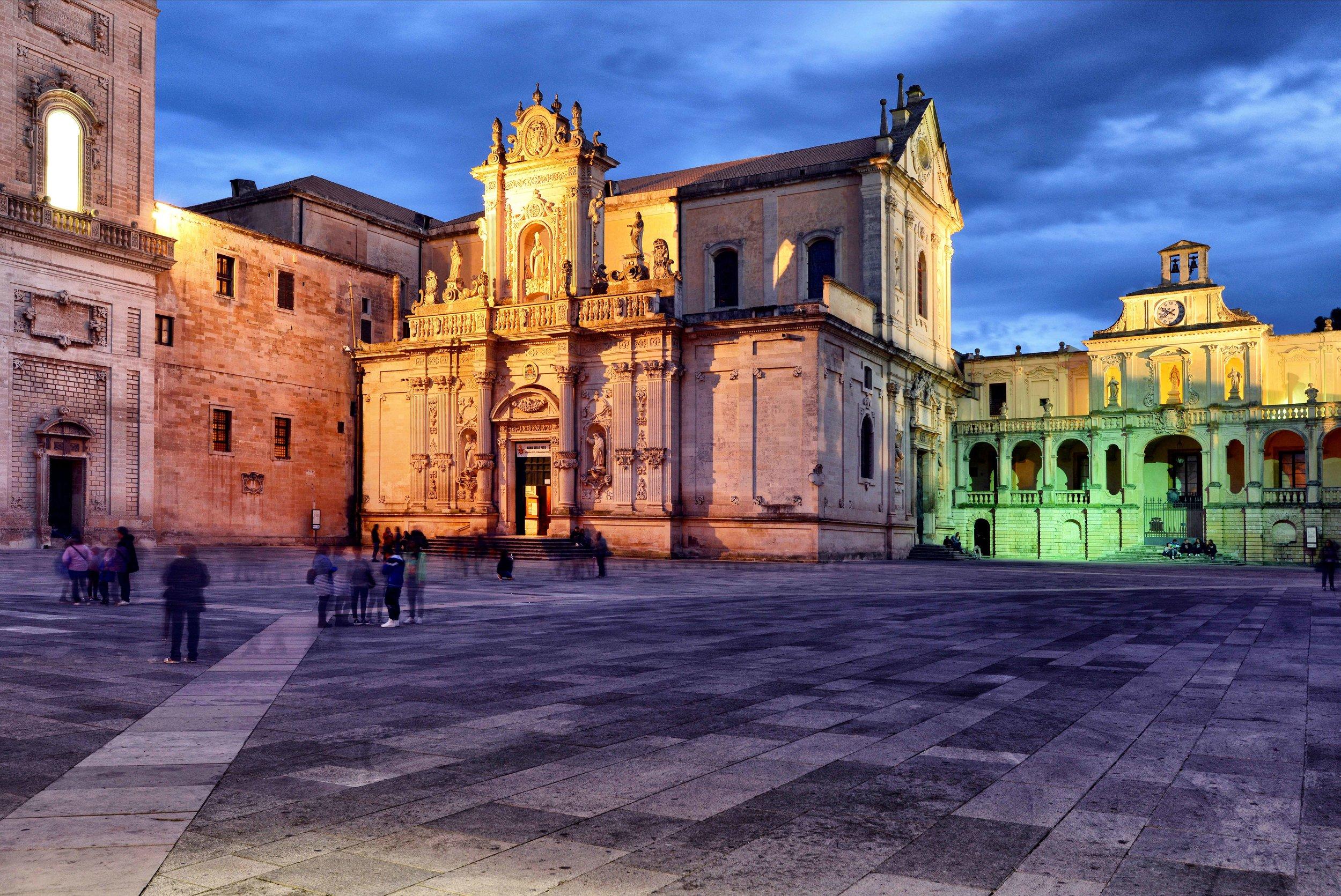 Architetti Famosi Lecce puglia essenziale | prezzo di base si intende per coppia — salento travel |  authentic experiences puglia