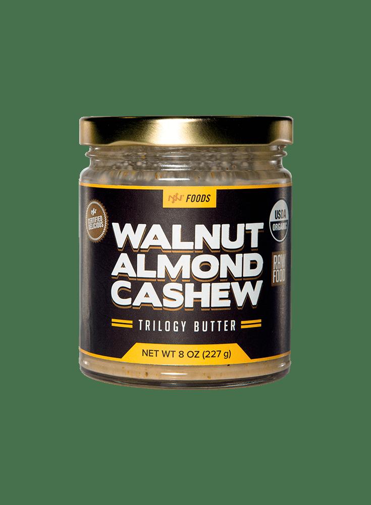 Walnut Almond Cashew Butter