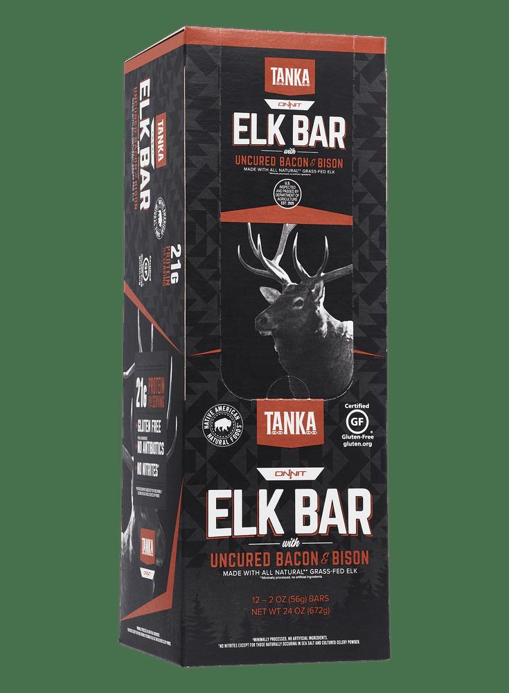 Grass-fed Elk Bar
