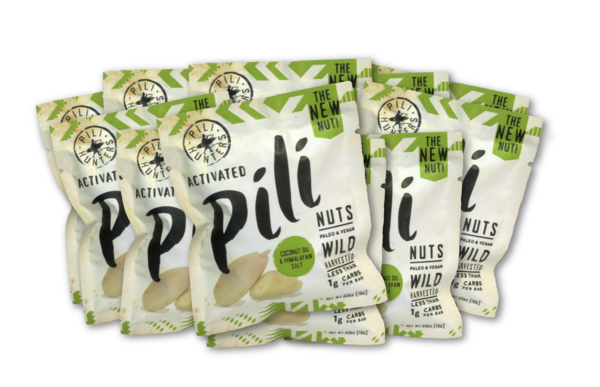 Pili Nuts - very high fat and low-carb nuts