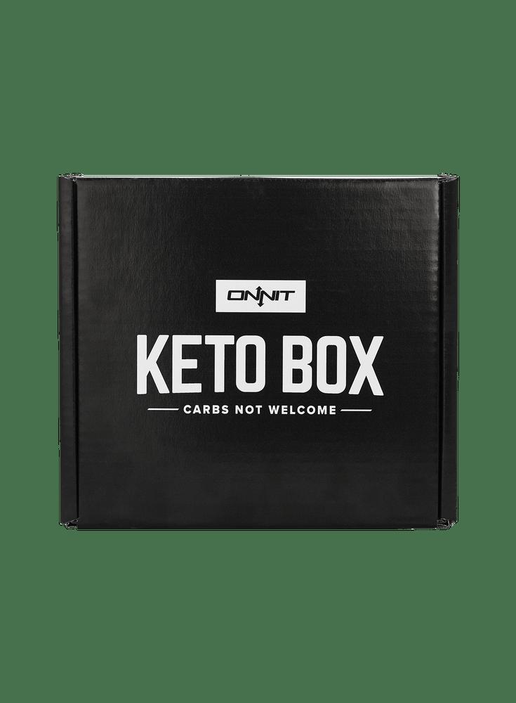 Onnit Keto Box - Keto-friendly snacks