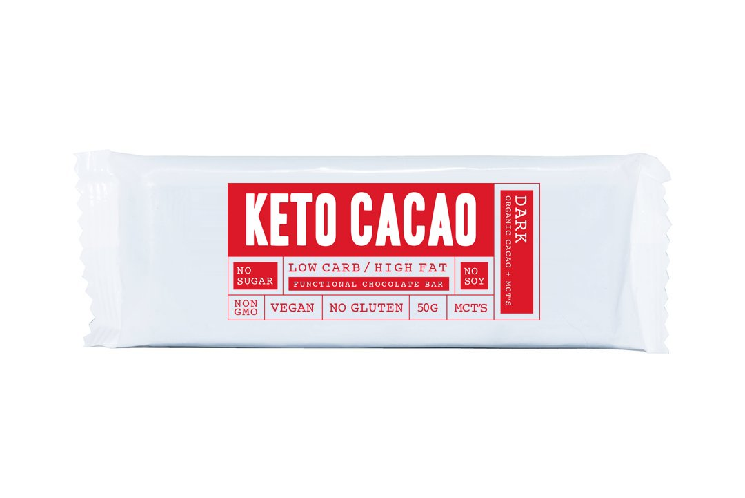 Keto Cacao  - Ketogenic Chocolate Bar