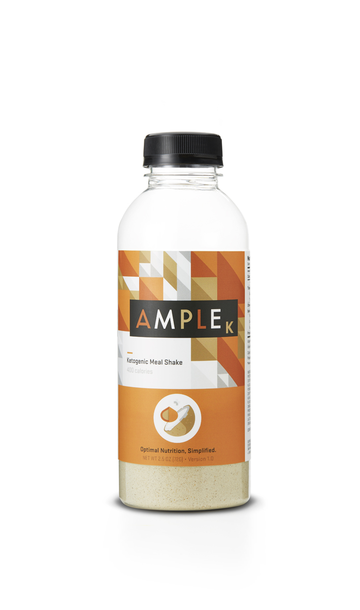 Ample - Ketogenic Meal Replacement   Discount Code: DOM15