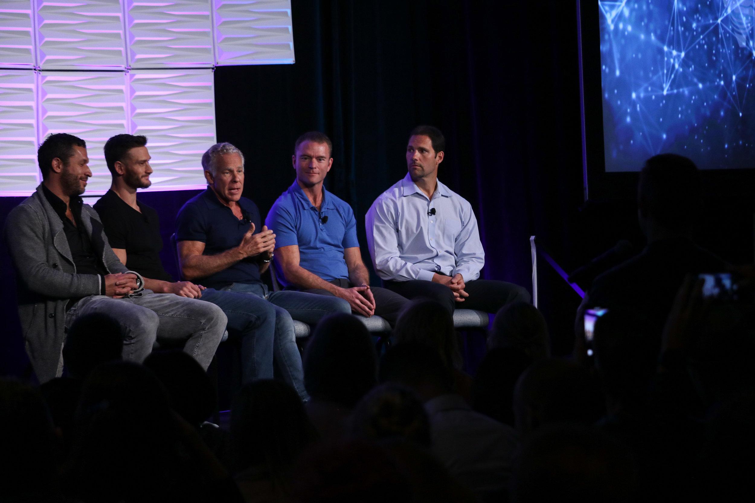 Panel discussion on human optimization