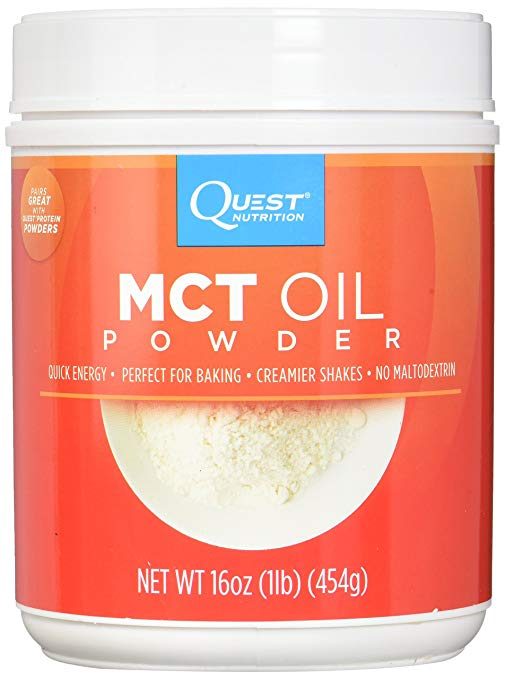 Quest Nutrition MCT powder