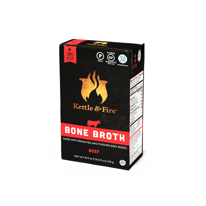 Kettle & Fire Bone