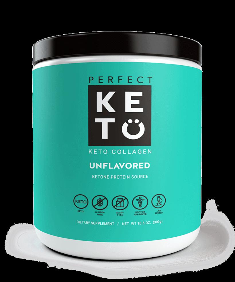 Perfect Keto Collagen Powder   Use Code: DOMDAGOSTINO15 for 15% off