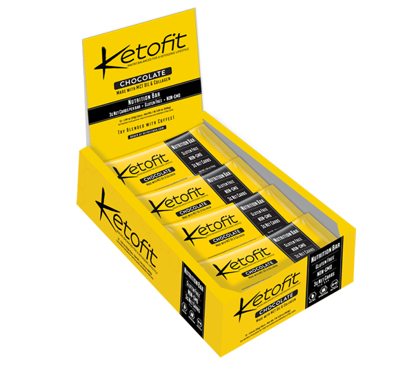 KetoFit Bars   Use code: KETONUTRITION for 15% off