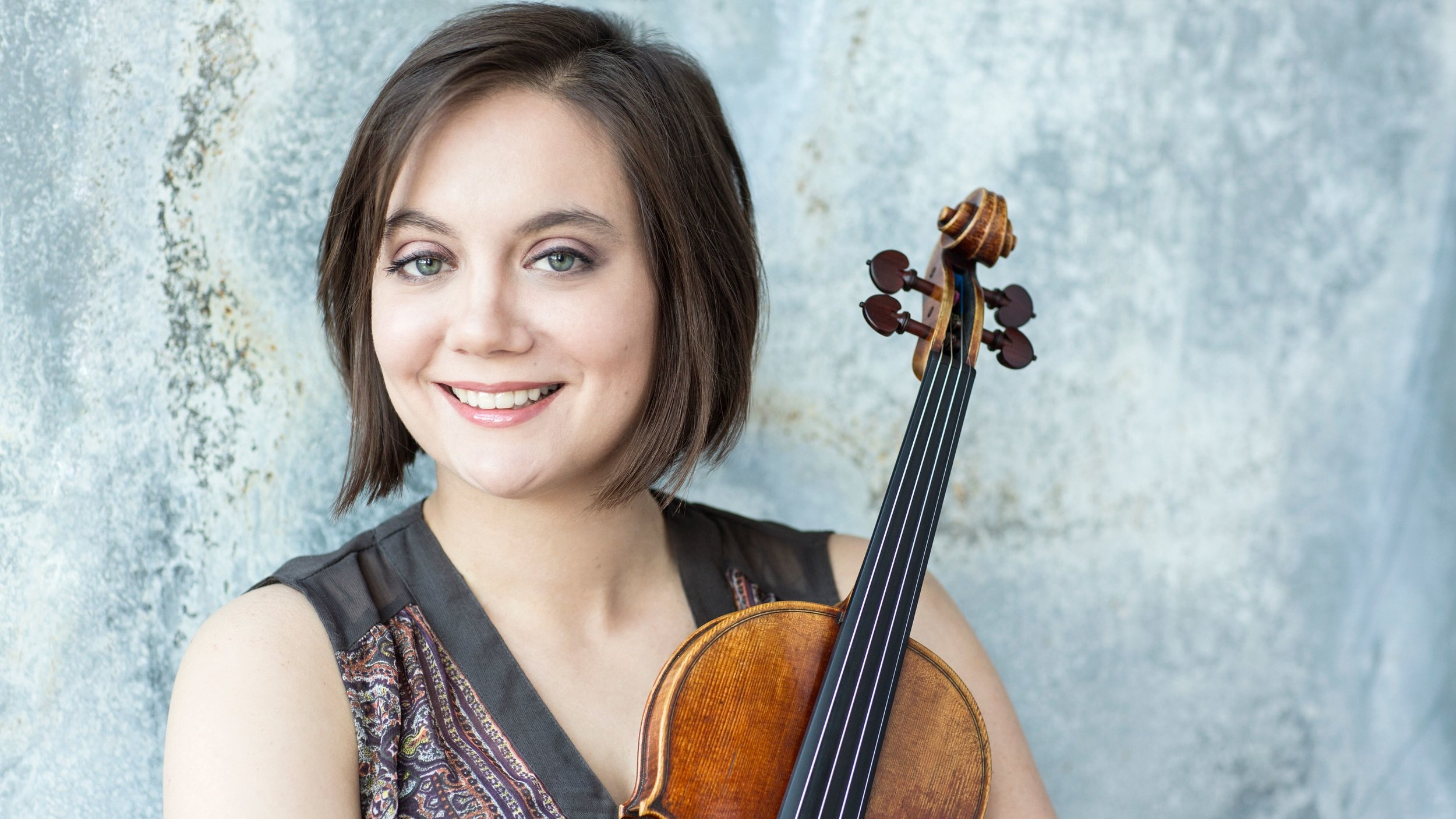 Bridge Chamber Music Festival Artistic Director, Francesca Anderegg