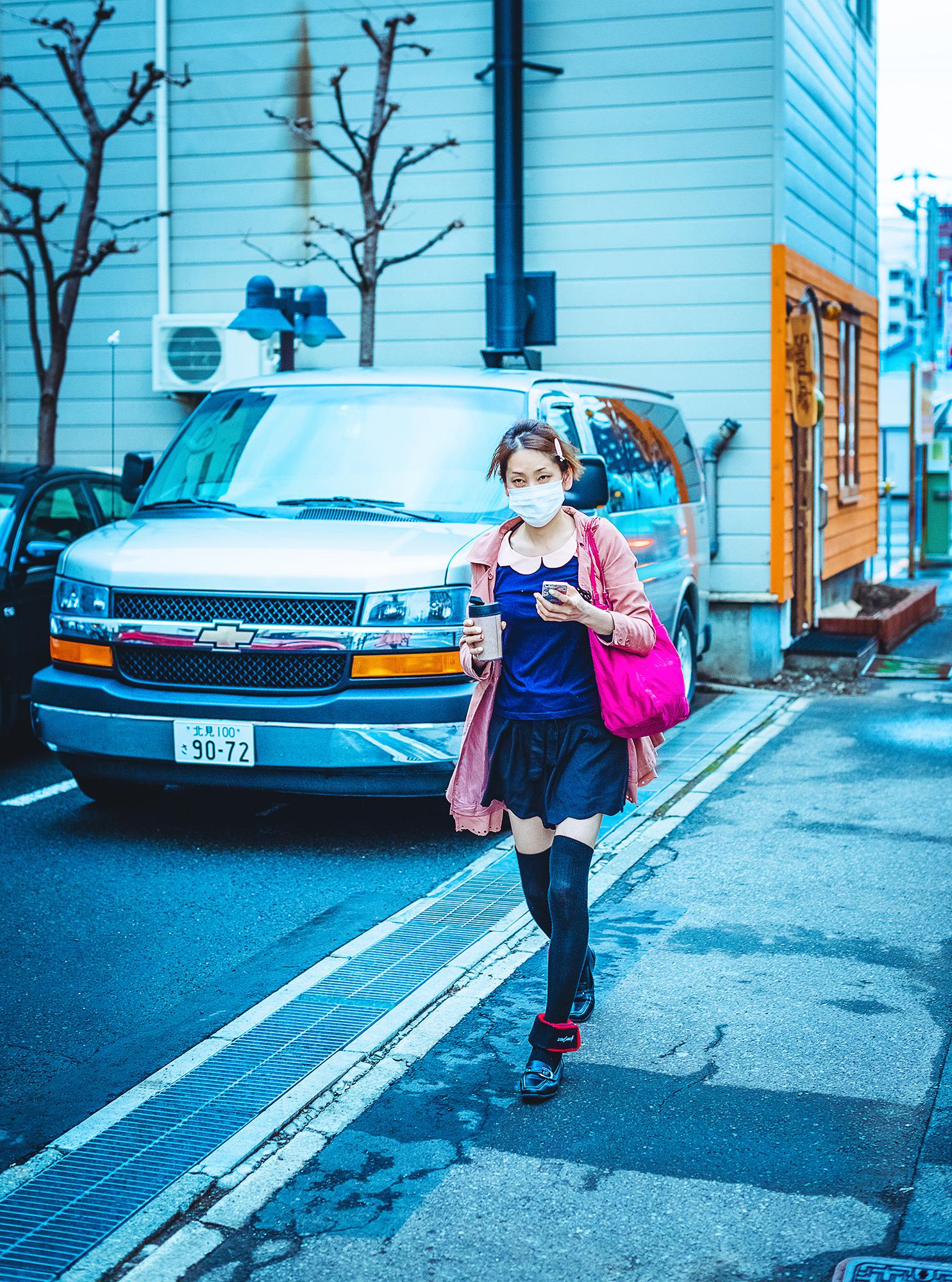 Commuter | Sapporo