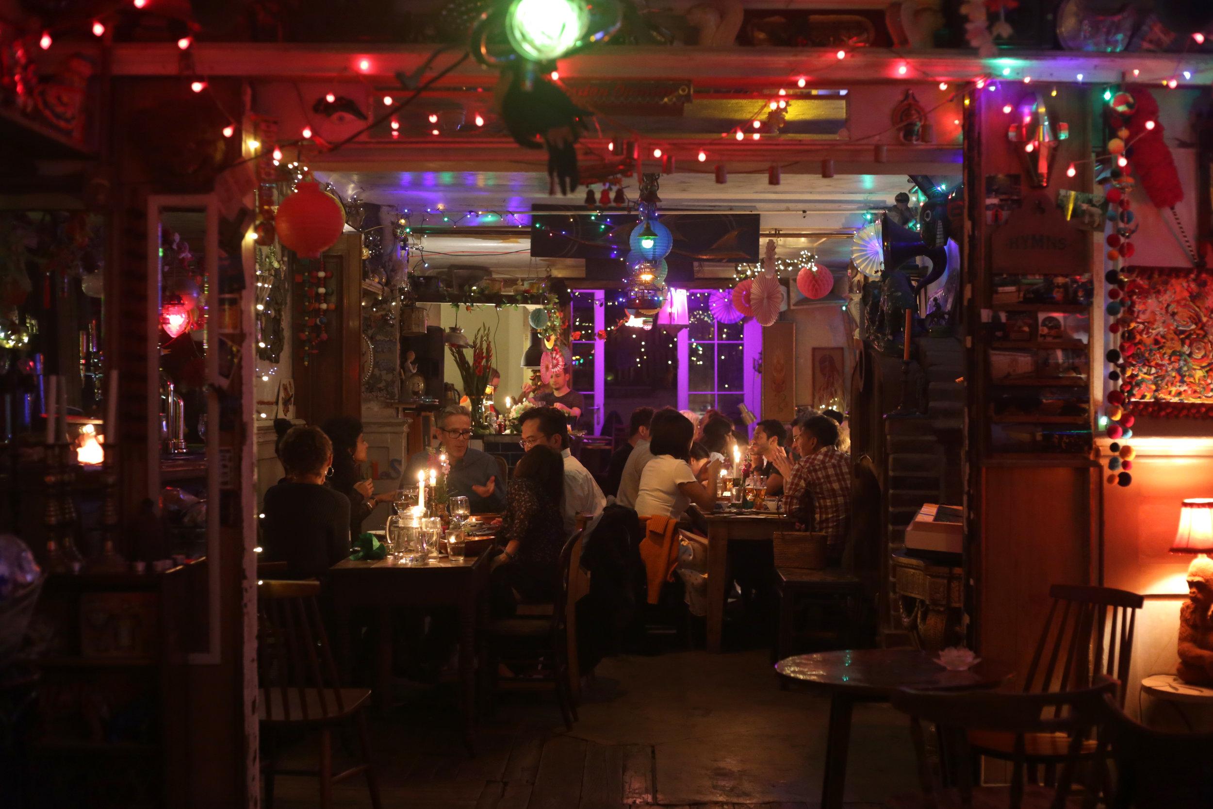The Oxymoron pub in Lambeth