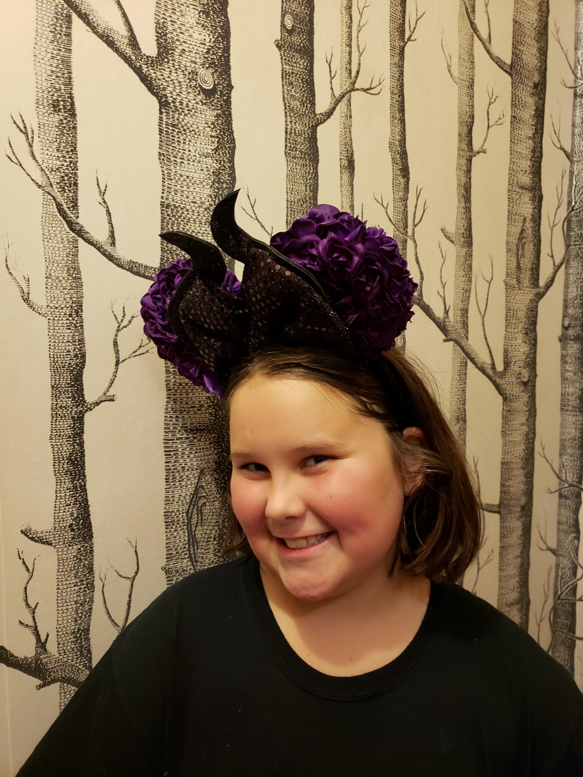 Custom Minnie Ears from Magical Mara Designs