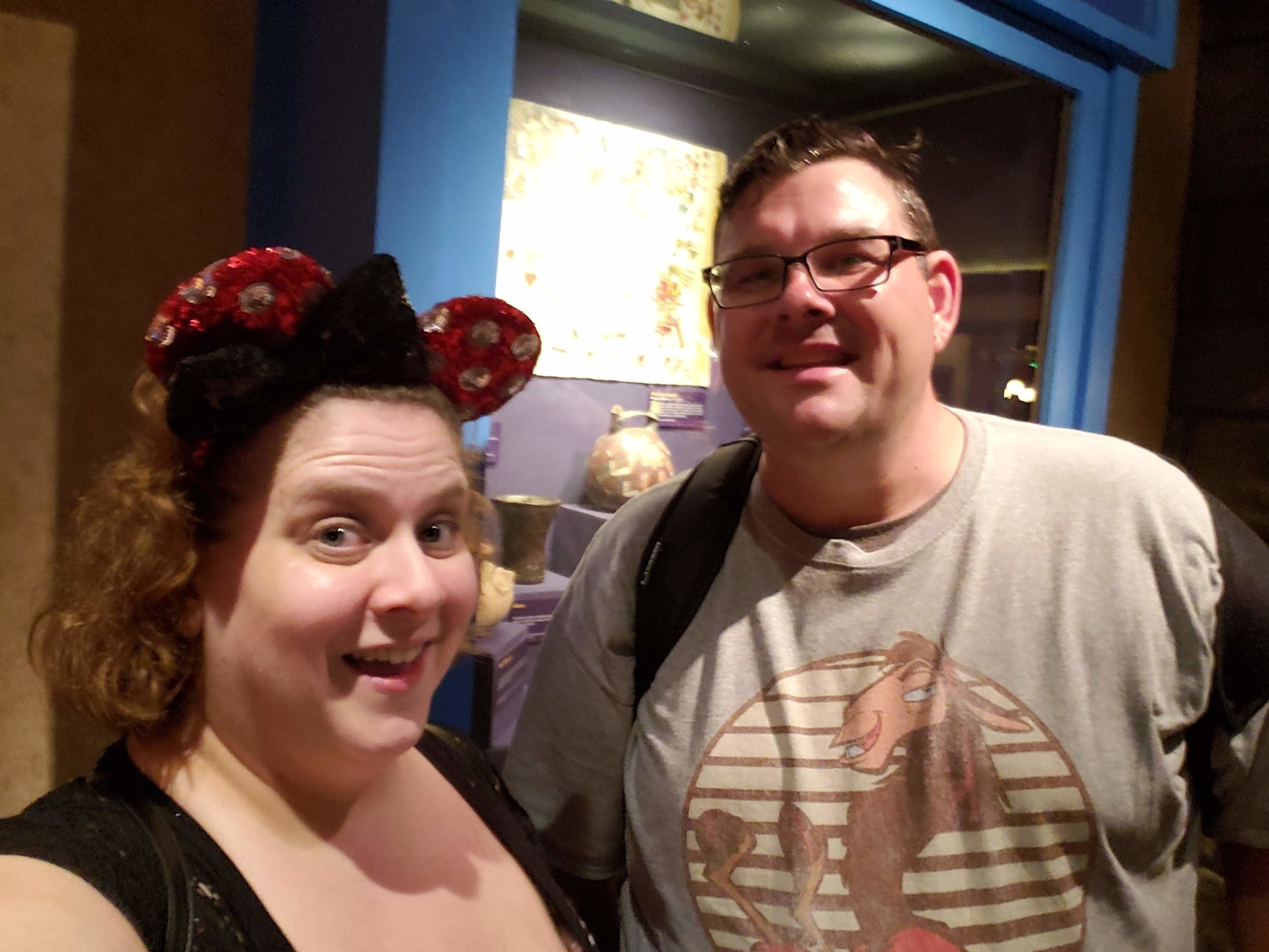 Disney Belle and me!