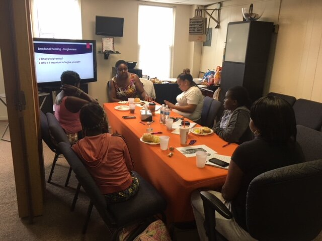 What We Do - The PIVOT program connects formerly incarcerated women to critical services through our broad partner network. We also host an intensive bootcamp-style program, teaching skills to not only re-acclimate to society, but also thrive as contributing members to their families and communities.