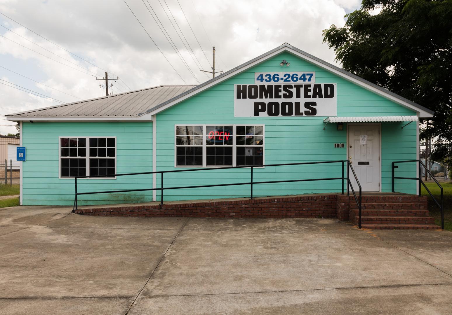 Homestead Pools, 2018. -