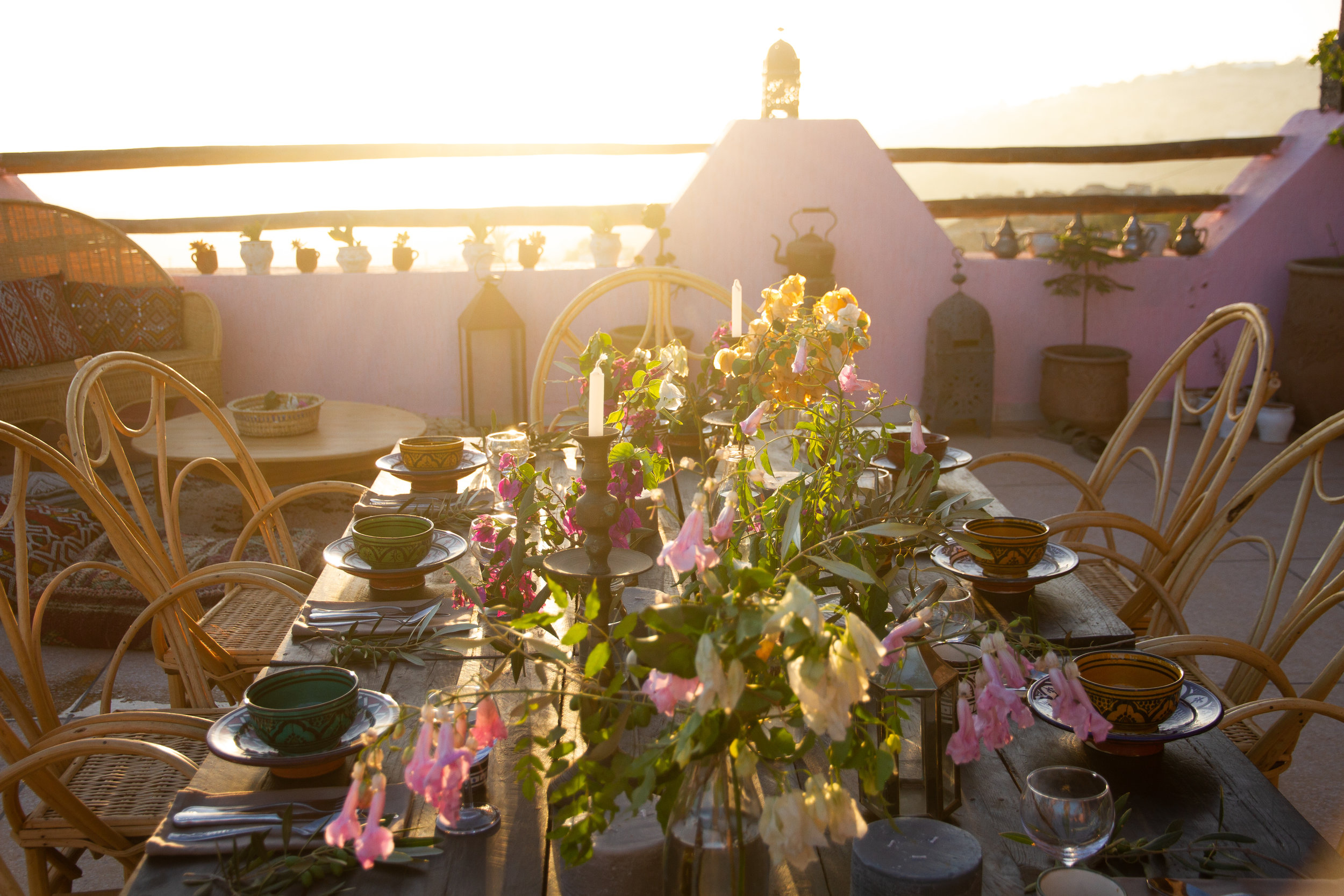 Sunset dining at Tamazirt by Amayour.jpg