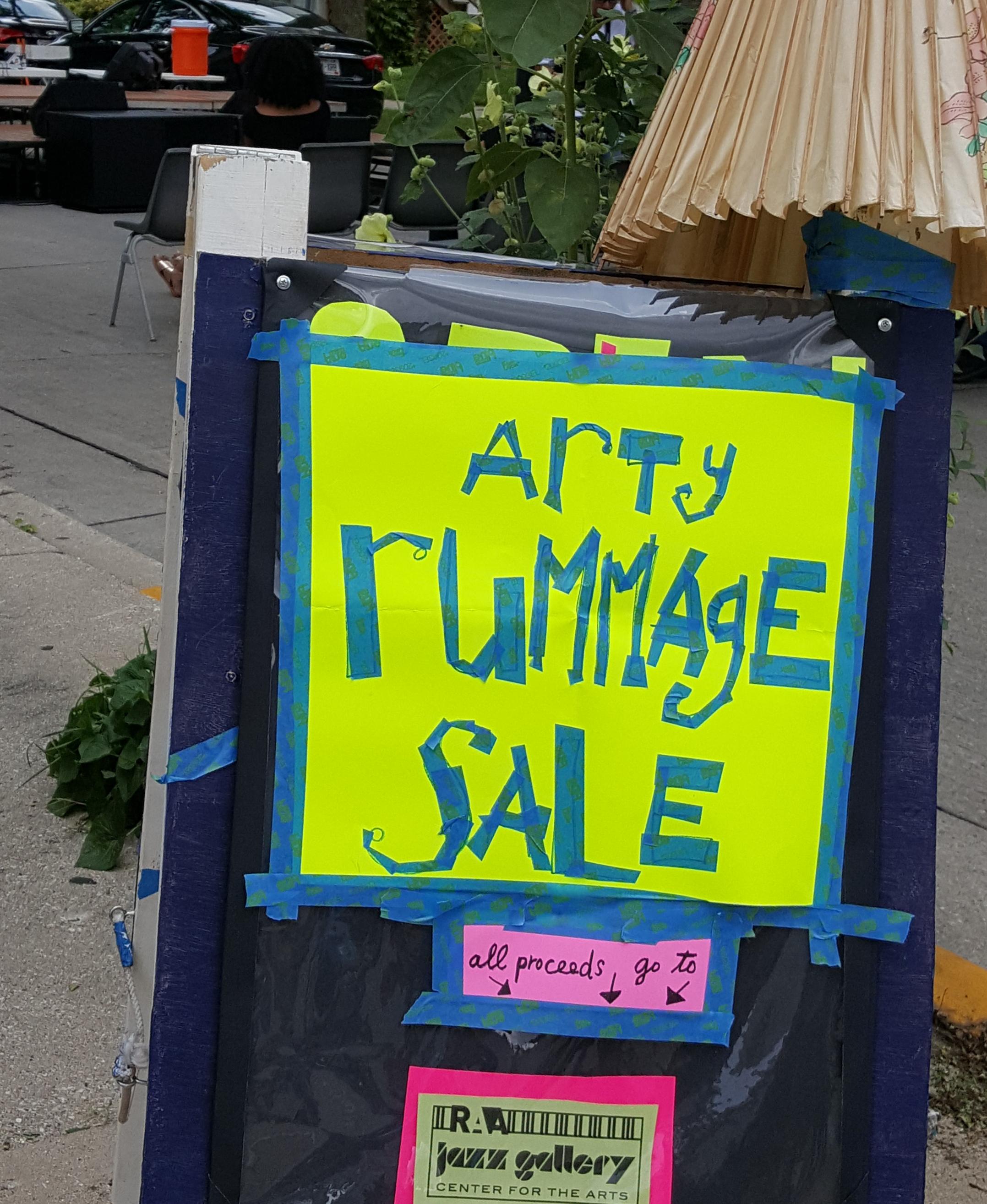 Arty Rummage sign.jpg
