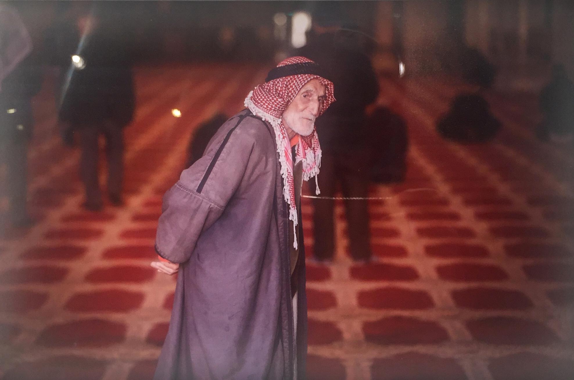 Wandering in al-Aqsa
