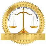 Who's Who Top Attorneys Certified