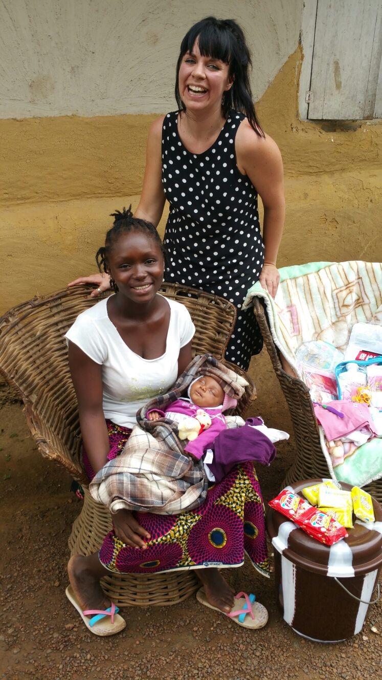 FOTO - mama Georgina Liberia.JPG