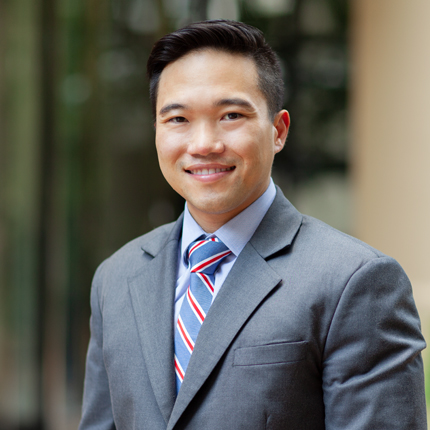David Lin, V.P. of Outreach