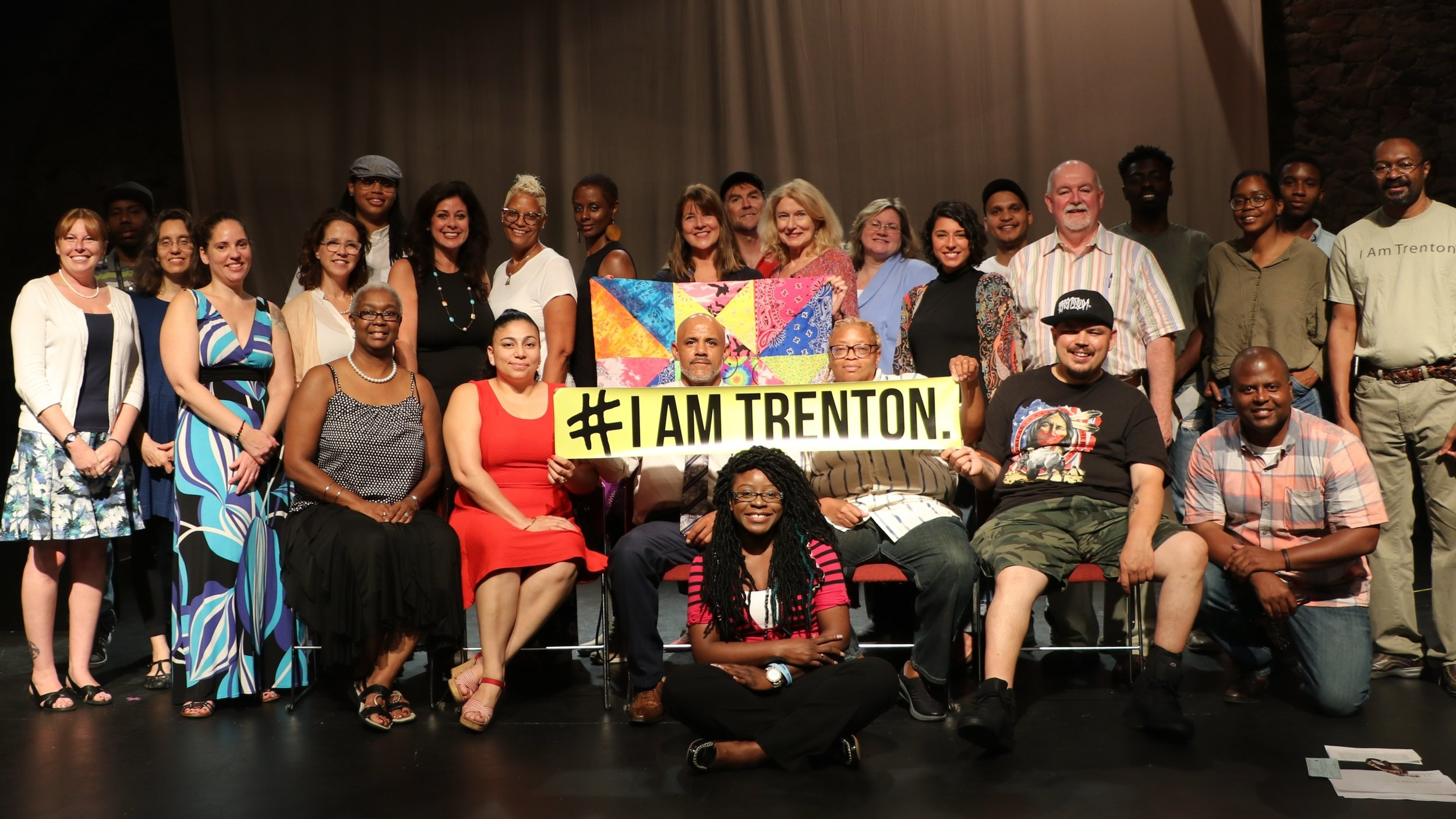 I Am Trenton's 2017 Citywide Grants Presentation