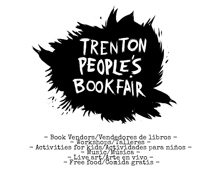 THE SECOND TRENTON PEOPLE'S BOOKFAIR -