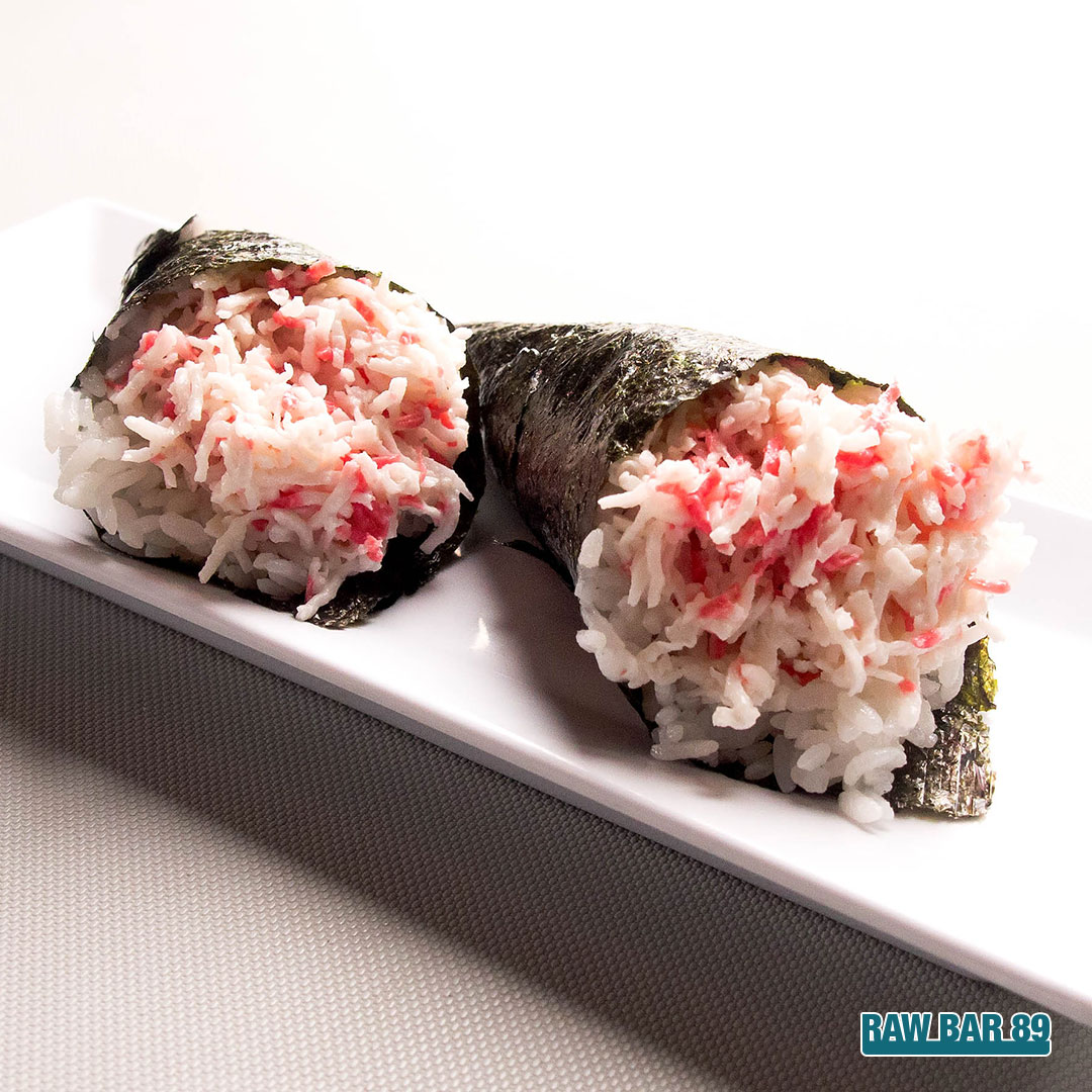 Crab Salad Temaki
