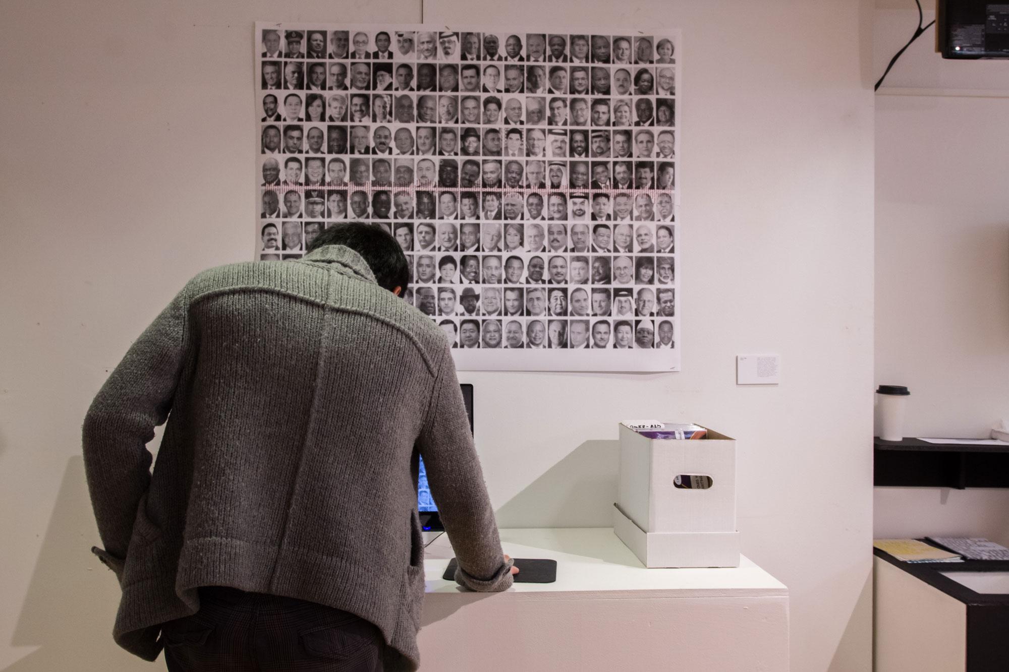 """""""_ology"""" Exhibition, Dec 4th 2015 Pratt Institute Manhattan Gallery"""