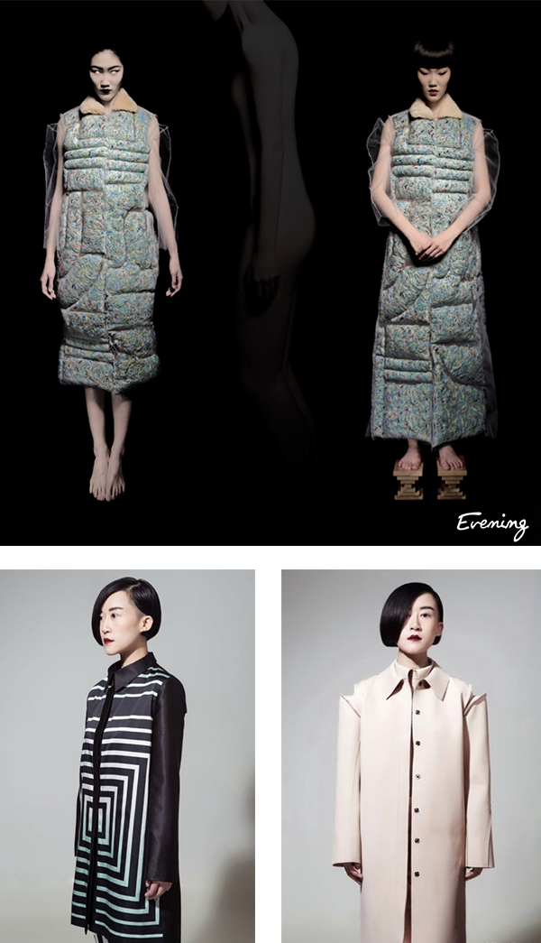 Inspiration: Mirage-Fashion Design by Evening Yu
