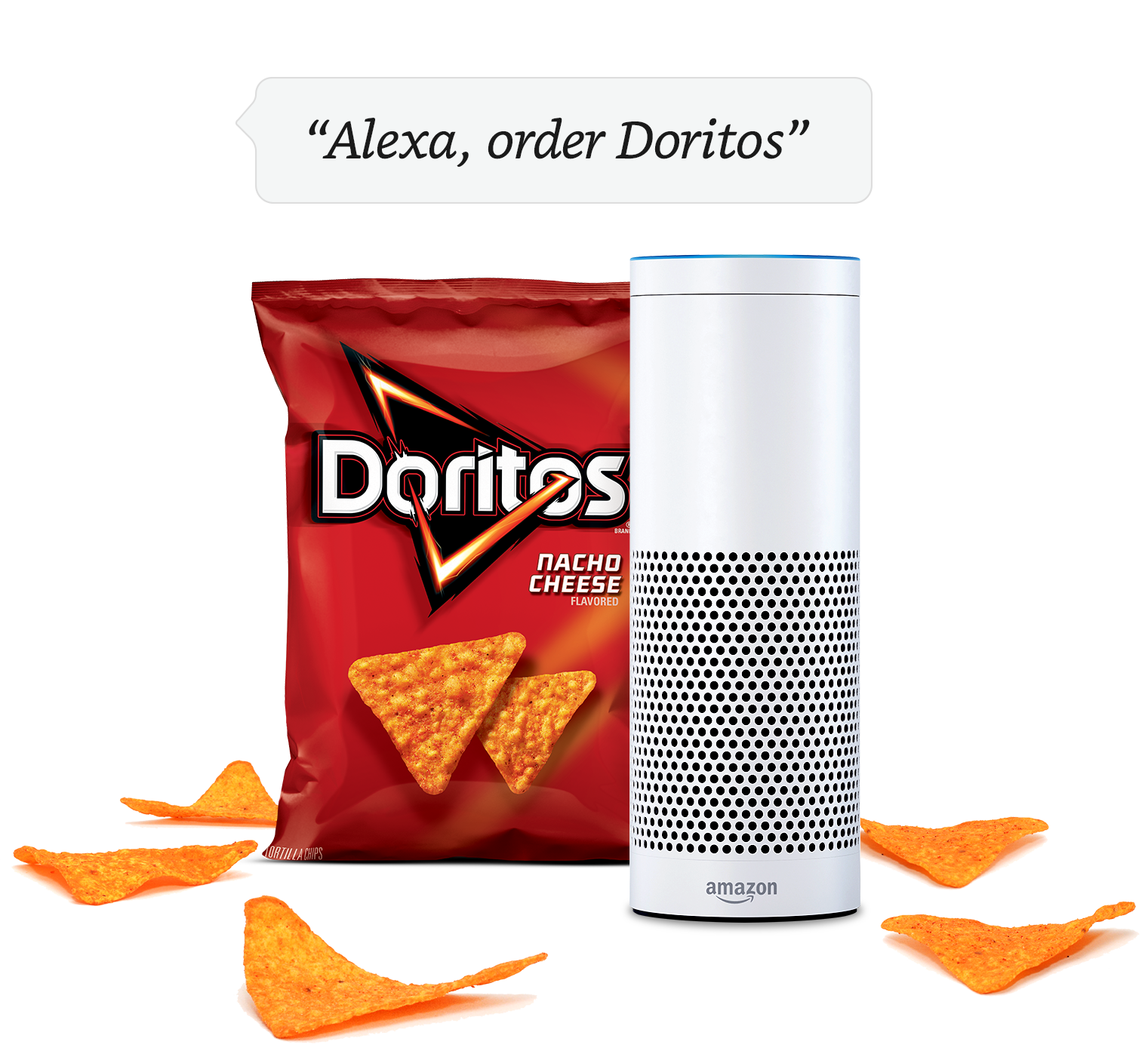 DoritosXAmazon Echo -