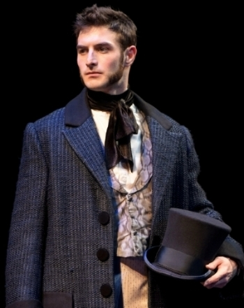 Young Scrooge, A Christmas Carol, ACT, photo: Kevin Berne