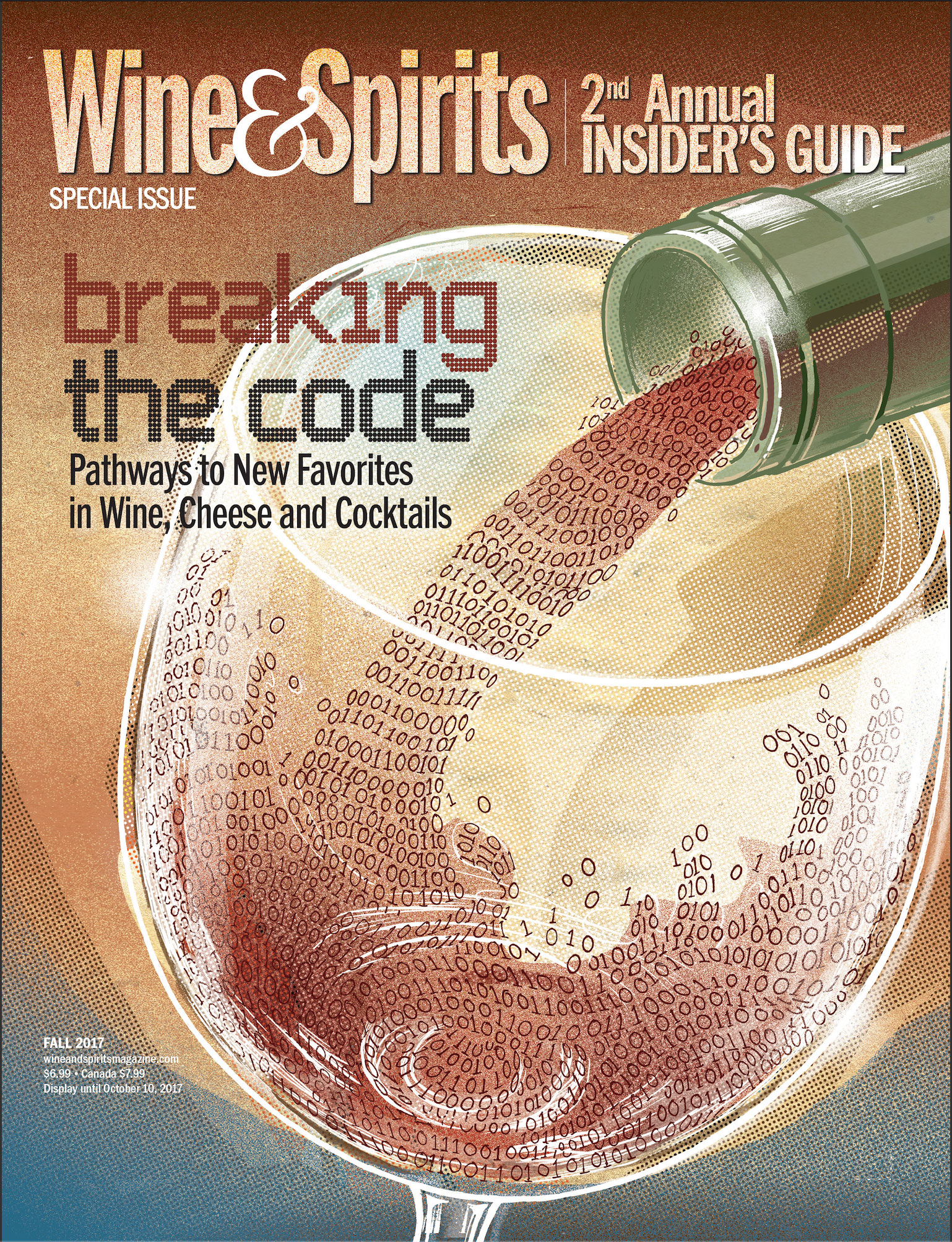 Copy of Wine & Spirits Fall 2017 Issue Cover