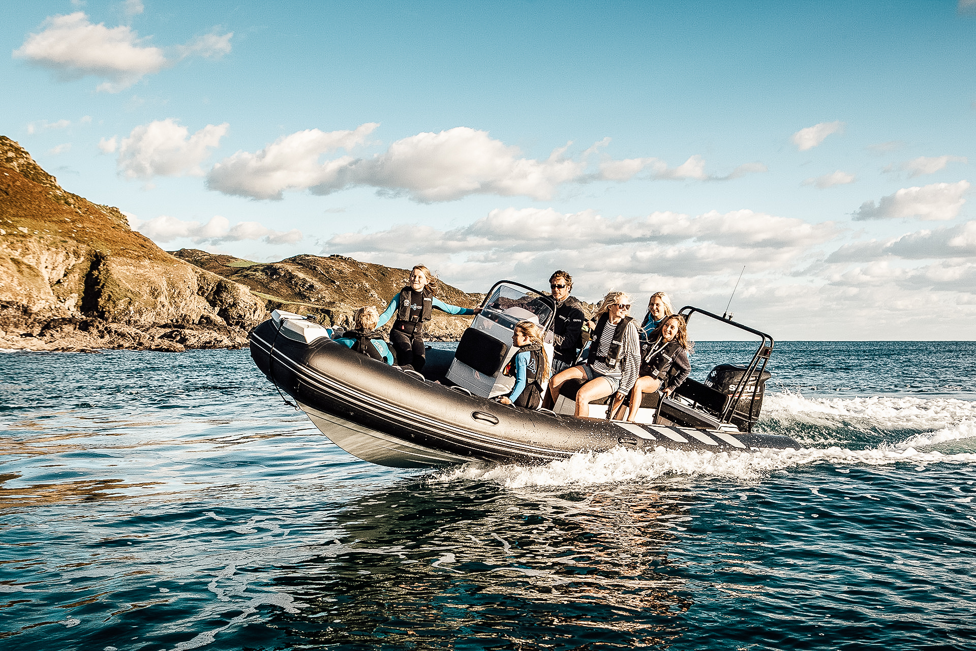 Navigator - The Navigator series redefines adventure on the water. As a recreational RIB, the BRIG Navigator series embodies the BRIG lifestyle of quality, boundary-pushing, safety and superior craftsmanship. Whether you're looking to engage your adrenaline with water sports or introduce your kids to the thrill of the water, this is the high-performance RIB for your adventures.Navigator 730Navigator 610Navigator 570Navigator 520Navigator 485