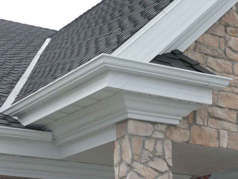 Gutters - We provide unique gutter solutions to our customers for professional and highly effective water drainage systems. We take strict focus and pride in the fact that we care about our customers and in our commitment to excellence. We understand that your home is one of the most important investments you will make in your lifetime.