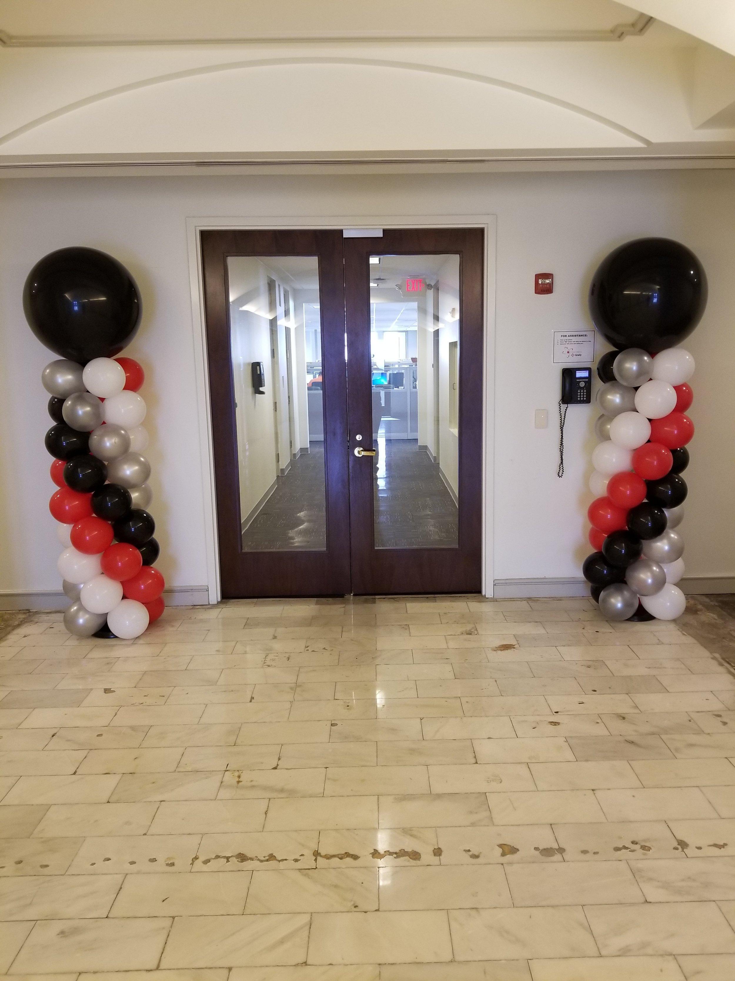 Grady memorial hospital balloon columns.jpg