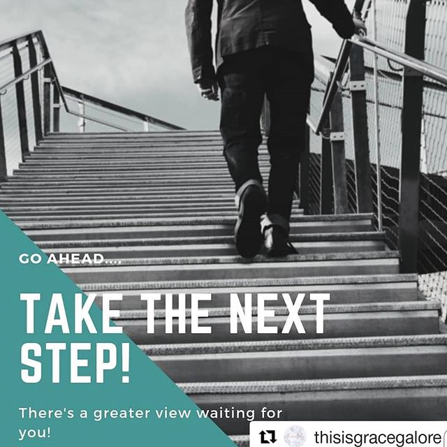#Repost @thisisgracegalore ・・・ Stepping into Monday like... This week our prayer for you is that you crush fear in some area(s) in your life! You're one step away from actualizing the thing you've been believing for! Go ahead! TAKE THE NEXT STEP! Your destiny is depending on it!! #GraceGalore