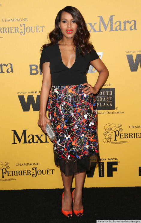 Women In Film, Los Angeles Presents The 2014 Crystal + Lucy Awards - Arrivals