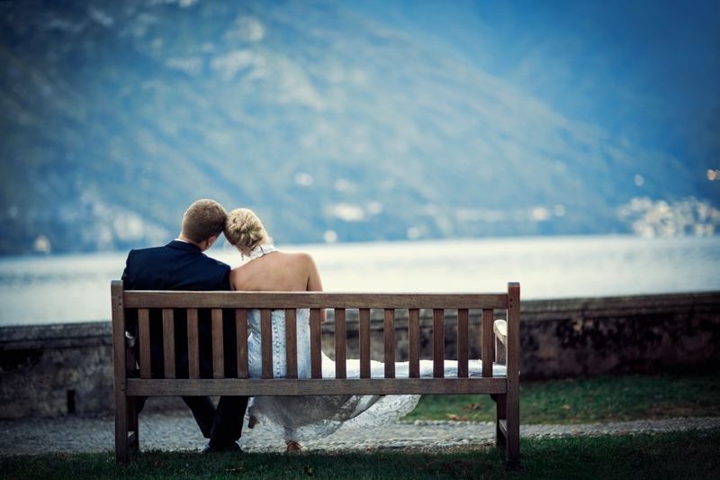 The unity of marriage is built upon a firm foundation of trust and working together