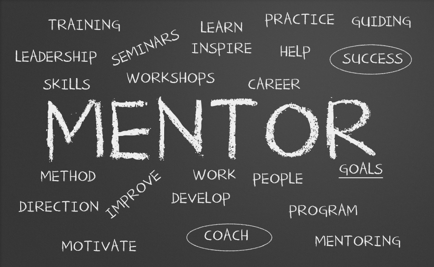 Forming a mentorship with another individual will help you grow in your career endeavors