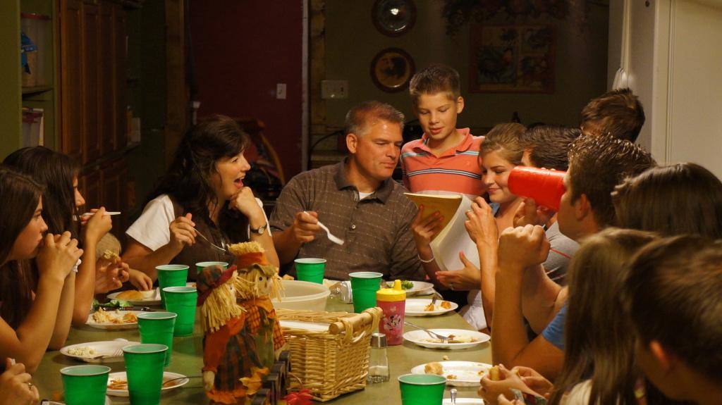 Bates Family Dinner